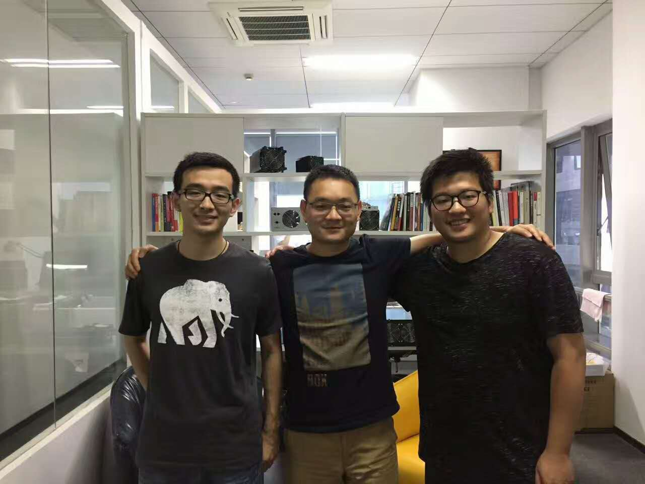 bytom team