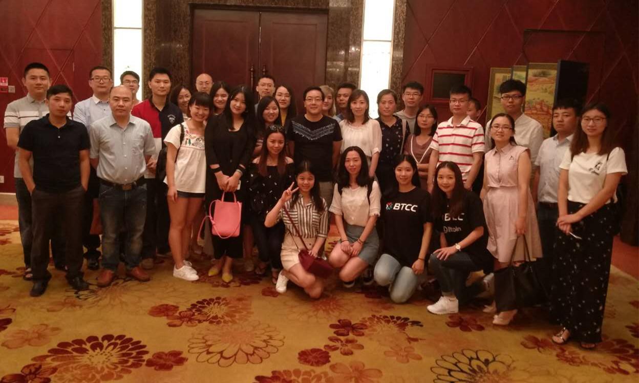 meetup Wuhan