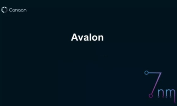 Avalon Release 30T 7nm Bitcoin Miner and Two Mining Household Appliances