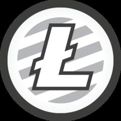 Litecoin logo (Wikipedia)