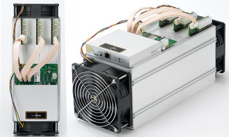 Check the High-performance Bitmain Mining Rigs here