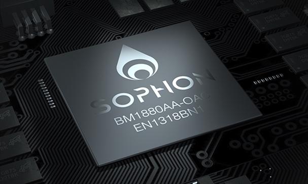 Bitmain Launches Terminal ASIC Chip BM1880