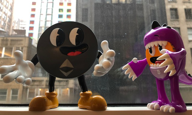CryptoKaiju Launches Their Second Batch of Ethereum Powered Vinyl Toys