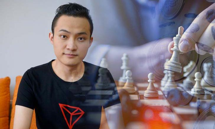 TRON Founder Justin Sun Postpones Lunch with Warren Buffett due to Health Complications