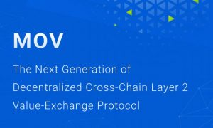 The Whitepaper of MOV – A Next-Gen Decentralized Cross-chain Layer 2 Value Exchange Protocol