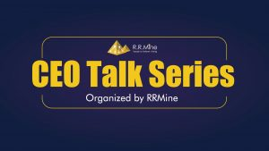 RRMine Organized a CEO Talk about Bitcoin Halvingand Cloud Mining