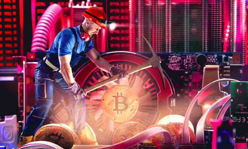 New Data Shows Miners Selling More BTC Than They Earn, But It's Still Not Capitulation