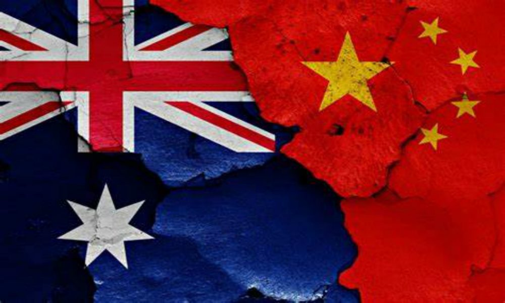 China-Australia Stand-Off Could Impact Blockchain Collaboration