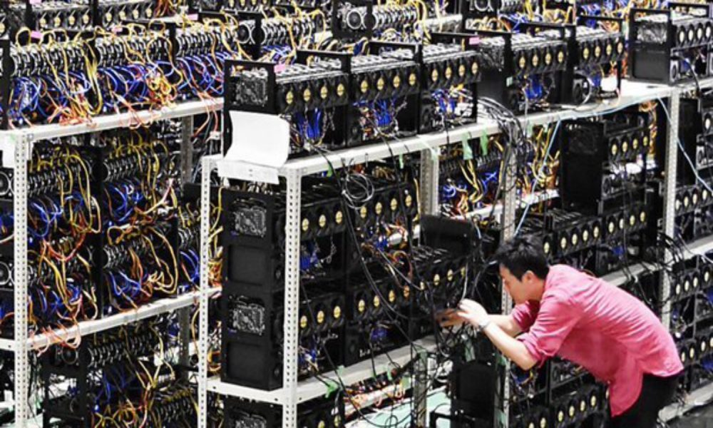 New Player to Join China's Crypto Mining Space