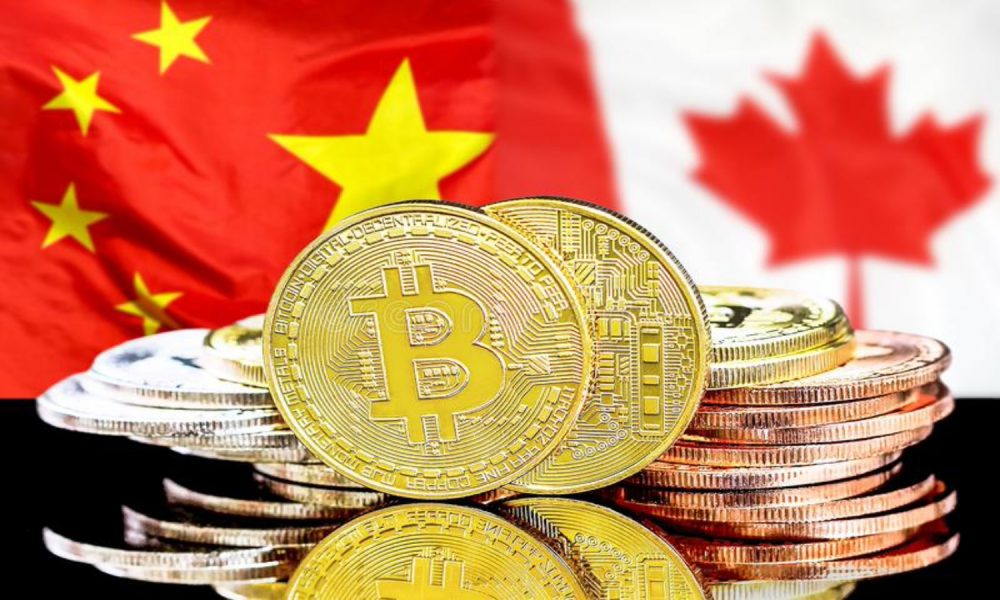 Chinese Firms Pursue Interests in Canada's Crypto Space