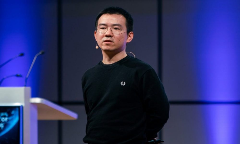 Crypto Market Grows, Jihan Wu's New Firm in $1bln Valuation